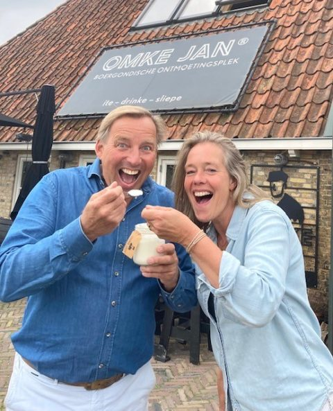 Omke Jan yoghurt